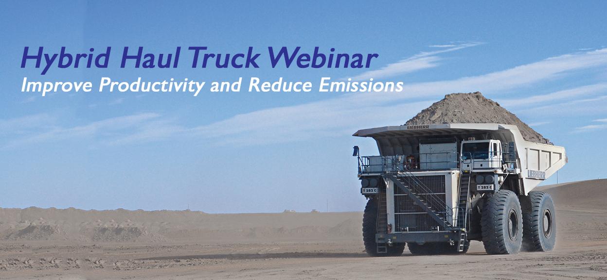 Hybrid Haul Truck Webinar